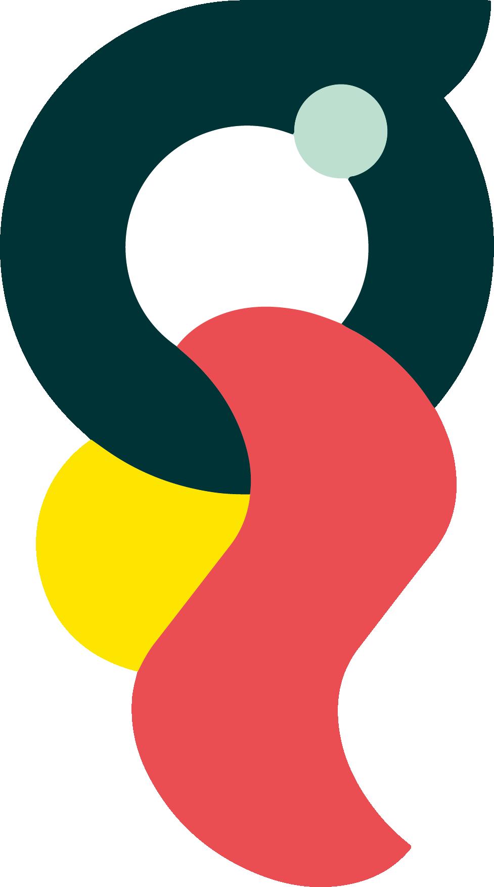 logo gustaaf website met wit in bol